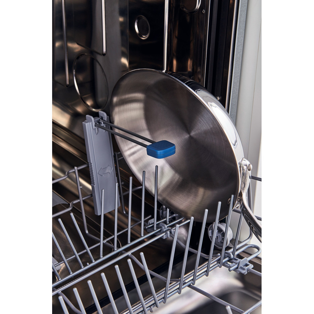 Indesit Посудомоечная машина Встраиваемый DSIC 3T117 Z Full-integrated A Rack