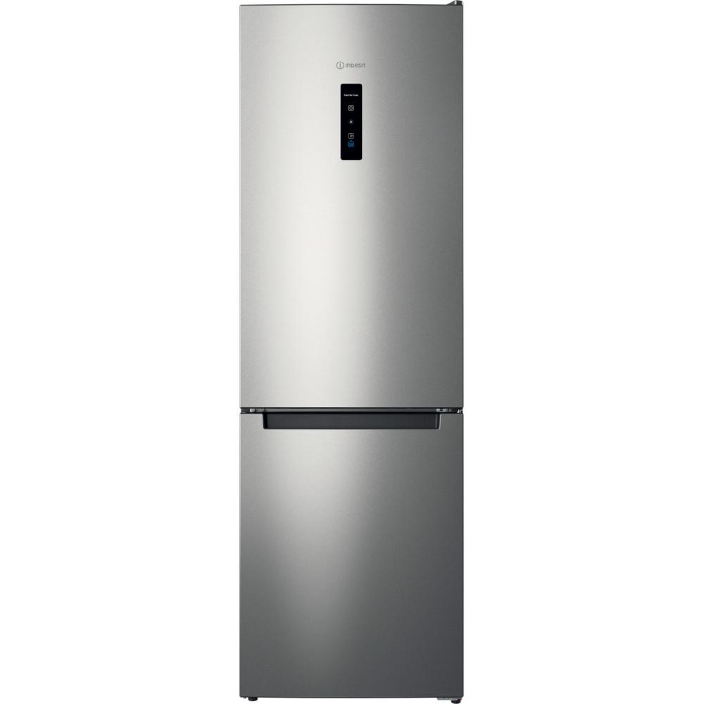 Indesit Холодильник з нижньою морозильною камерою. Соло ITI 5181 S UA Сріблястий 2 двері Frontal