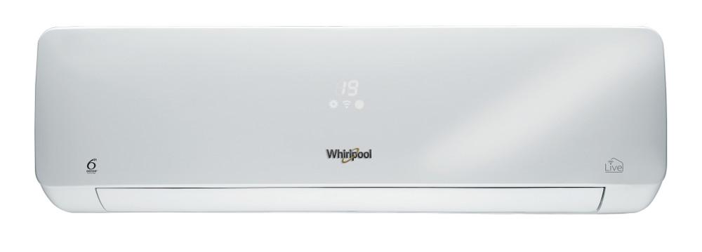 Whirlpool Климатик SPIW312A2WF A++ Инвертор Бял Frontal