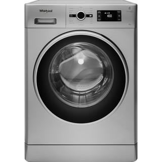Whirlpool freestanding front loading washing machine: 8kg - FWG81496 S UK