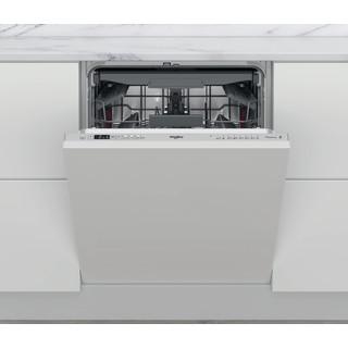 Lavavajillas integrable Whirlpool: color silver, 60 cm - WI 7020 PF