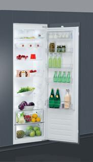 Integreret Whirlpool-køleskab: hvid farve - ARG 180701