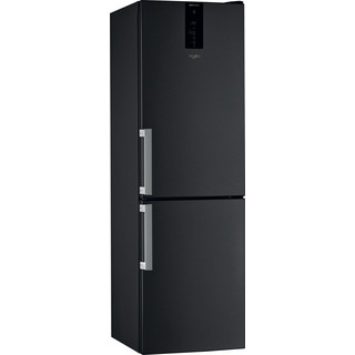 Whirlpool freestanding fridge freezer: frost free - W9 821D KS H (UK)