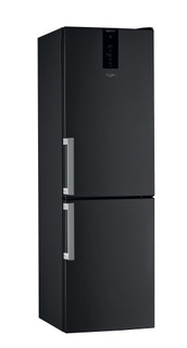 Réfrigérateur congélateur posable Whirlpool: sans givre - W9 831D KS H