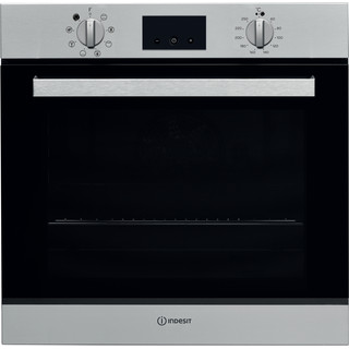 Indesit OVEN Built-in IFW 65Y0 IX UK Electric A Frontal