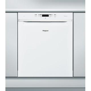 Whirlpool oppvaskmaskin: farge hvit, 60 cm - WUC 3C24 P