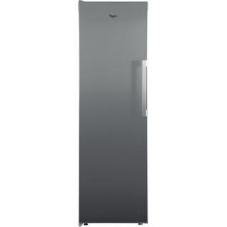 Whirlpool freestanding upright freezer: inox color - UW8 F2C XB UK.1