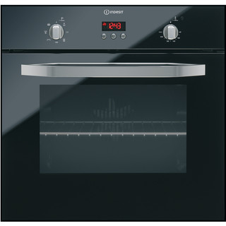 Indesit Forno Da incasso IFG 63 K.A (BK) S Elettrico A Frontal