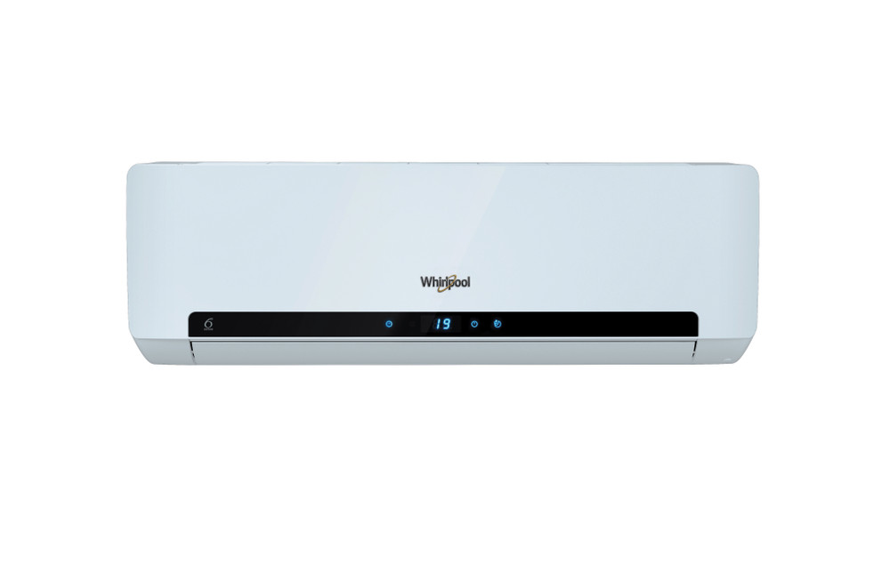 Whirlpool Air Conditioner SPOW 409/2 Non disponible On/Off Blanc Frontal