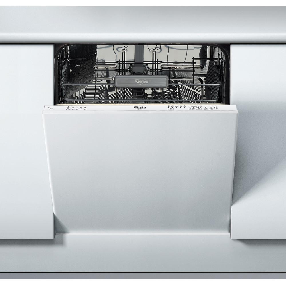 Whirlpool integrerad diskmaskin: färg silver, 60 cm - ADG 6353 A+ PC FD