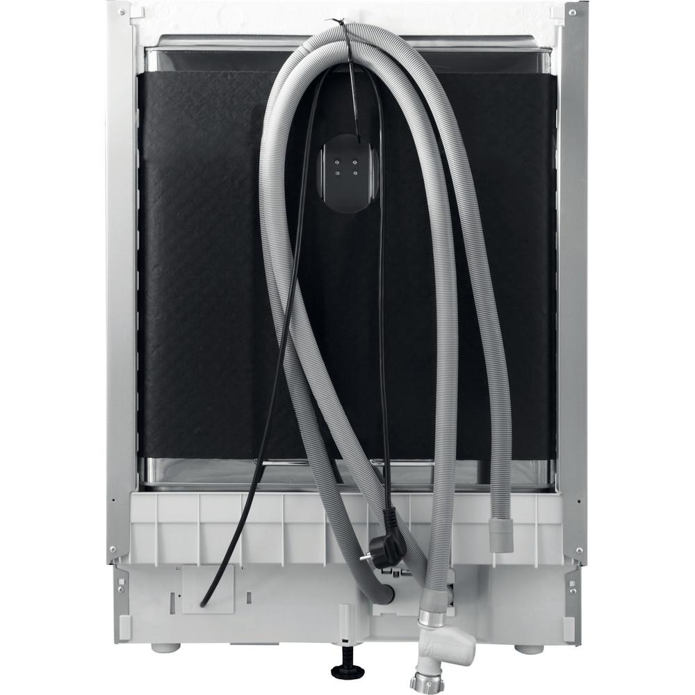 Indesit Vaatwasser Ingebouwd DMIE 2B19 Volledig geïntegreerd F Back / Lateral