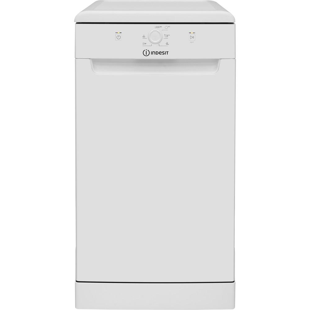 Indesit Dishwasher Free-standing DSFE 1B10 UK Free-standing F Frontal