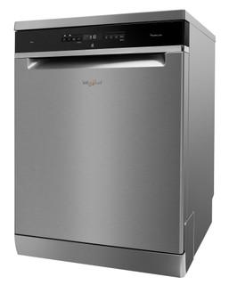 Lave-vaisselle Whirlpool: couleur inox, standard - WFO 3T123 6P X