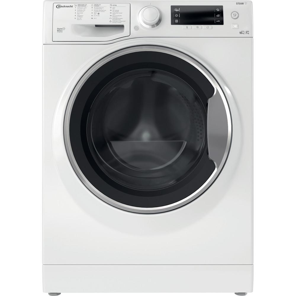 Bauknecht Waschtrockner Standgerät WATR 107760 N Weiss Frontlader Frontal