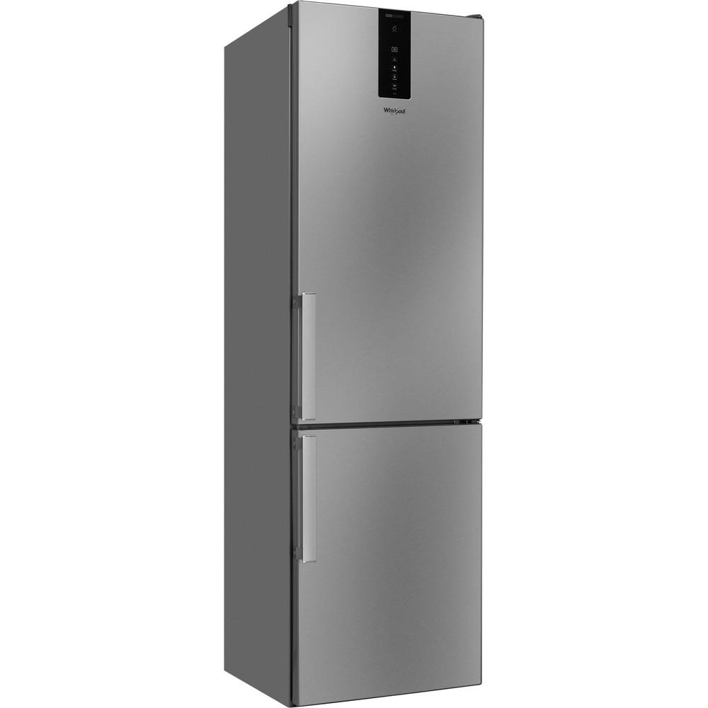 Réfrigérateur combiné W9 941D IX H Whirlpool - 60cm