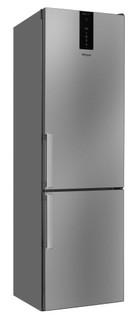 Свободностоящ комбиниран хладилник Whirlpool - W9 941D IX H
