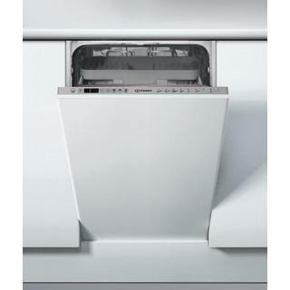 Indesit Geschirrspüler Einbau DSIO 3T224 CE Vollintegrierbar E Frontal