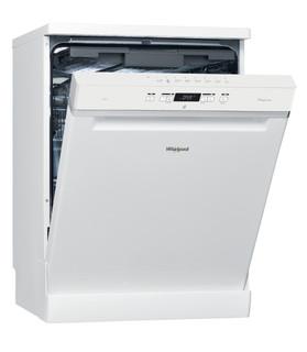 Máquina de lavar loiça da Whirlpool: cor branca, tamanho grande - WFC 3C24 PF