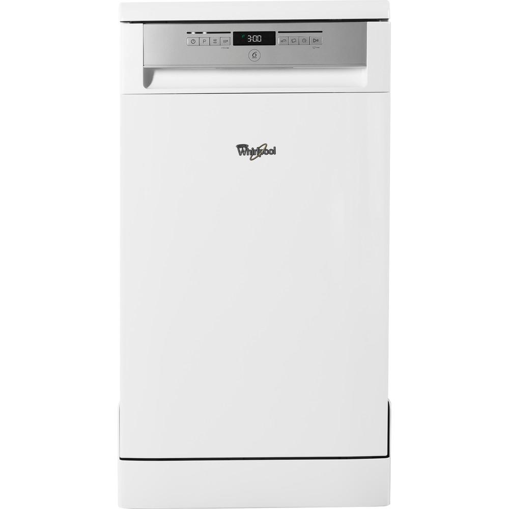 Посудомийна машина Whirlpool: білий колір, вузька - ADP 522 WH