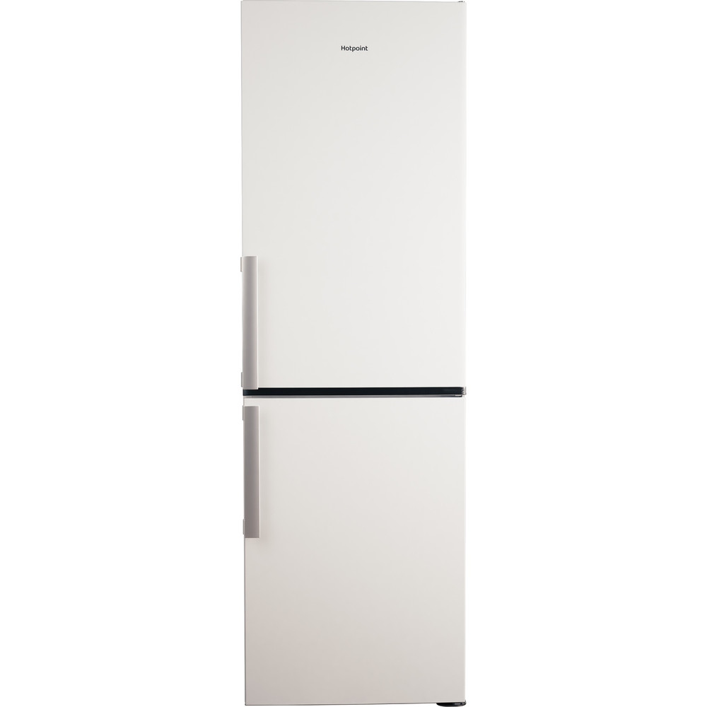 Hotpoint Fridge Freezer Free-standing H5NT 811I W H 1 Global white 2 doors Frontal