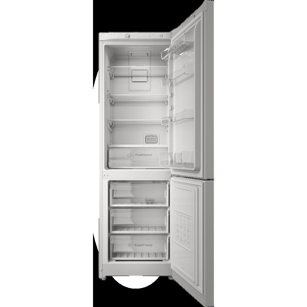 Indesit Холодильник с морозильной камерой Отдельностоящий ITS 4180 W Белый 2 doors Frontal open