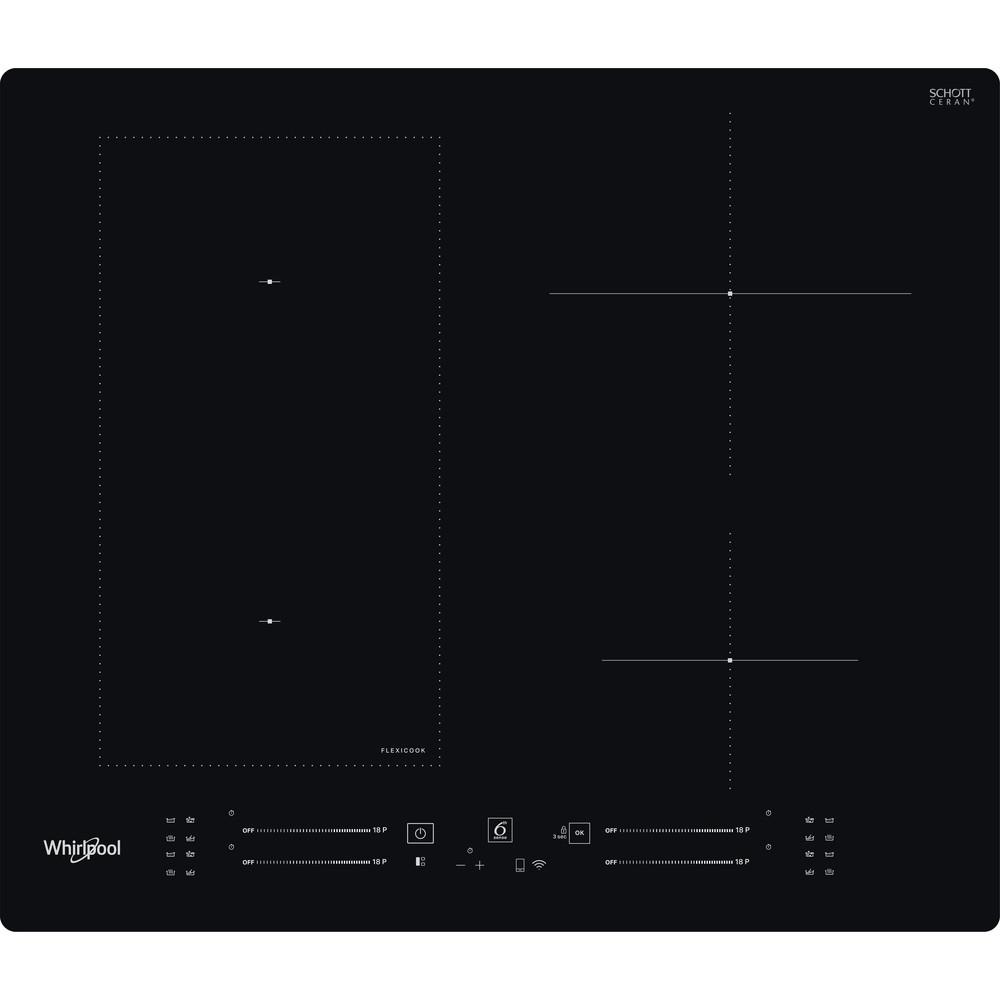 Whirlpool induksjonstopp - WL S2260 NE