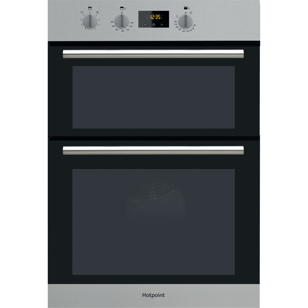 Hotpoint Double oven DD2 540 IX Inox A Frontal