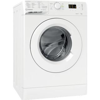 Máquina de lavar roupa de carga frontal livre instalação Indesit: 7 kg
