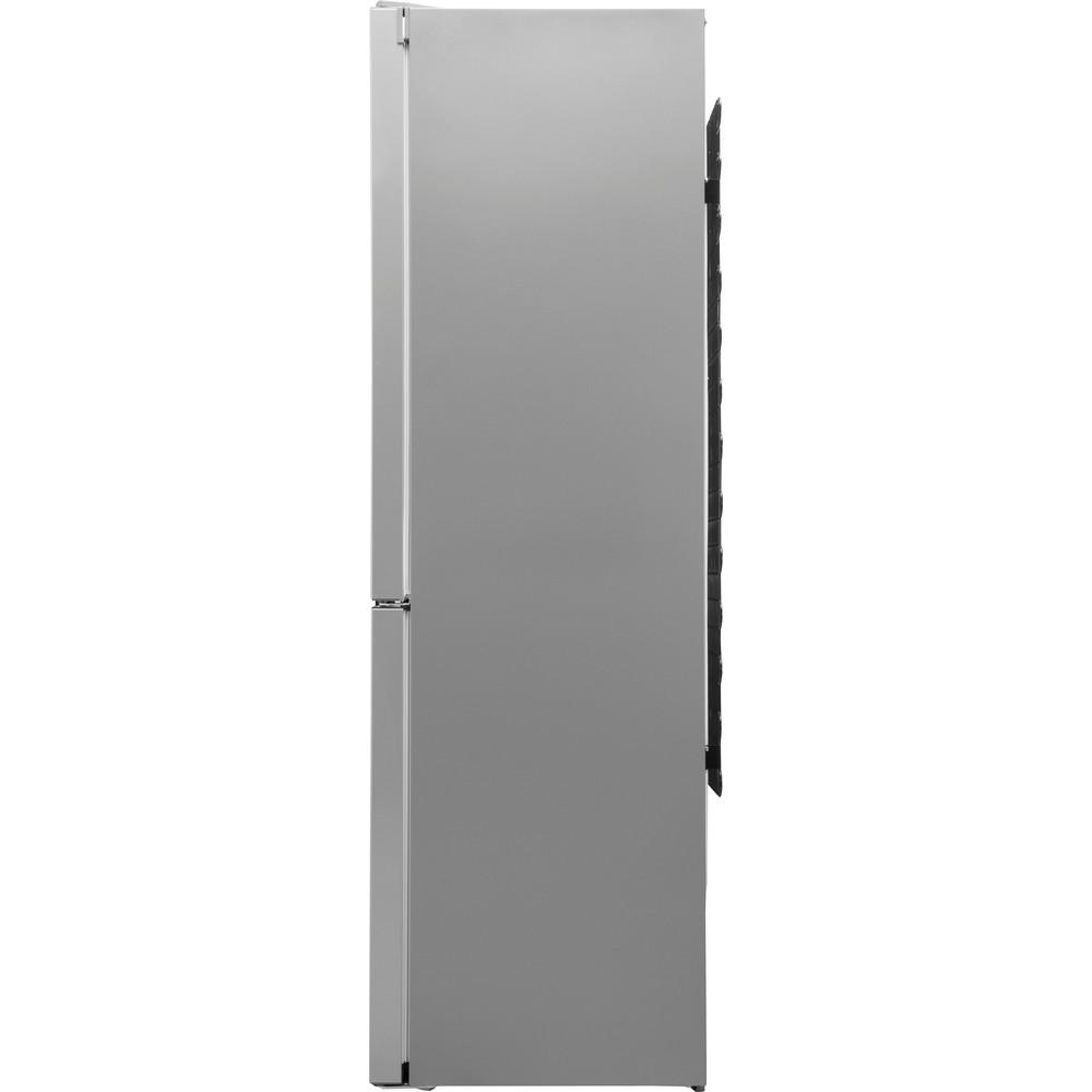 Indesit Холодильник с морозильной камерой Отдельно стоящий LI8 FF2 S Серебристый 2 doors Back / Lateral
