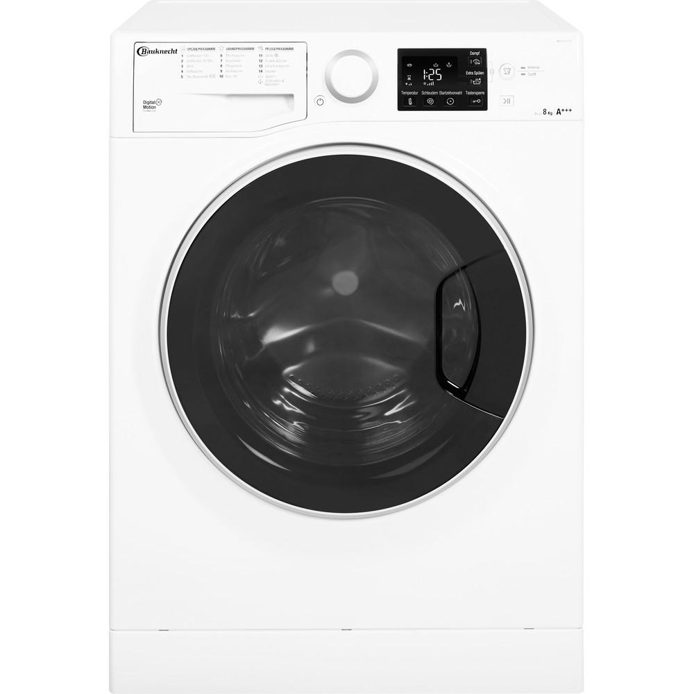 Bauknecht Waschmaschine Standgerät WM Steam 8 100 Weiss Frontlader A+++ Frontal