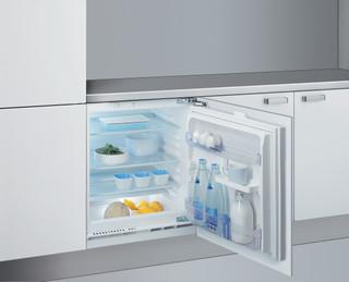 Whirlpool beépíthető hűtő: fehér szín - ARZ 0051