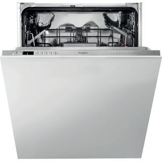 Whirlpool integrert oppvaskmaskin: farge stål, 60 cm - WCIO 3T341 PES