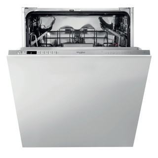 Integreret Whirlpool-opvaskemaskine: inox-farve, fuld størrelse - WCIO 3T341 PES
