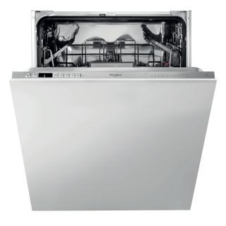 Whirlpool beépíthető mosogatógép: Inox szín, normál méretű - WIO 3T141 PES