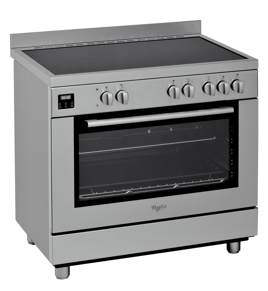 Whirlpool Cooker ACM 9414 V/IX Inox Electrical Perspective