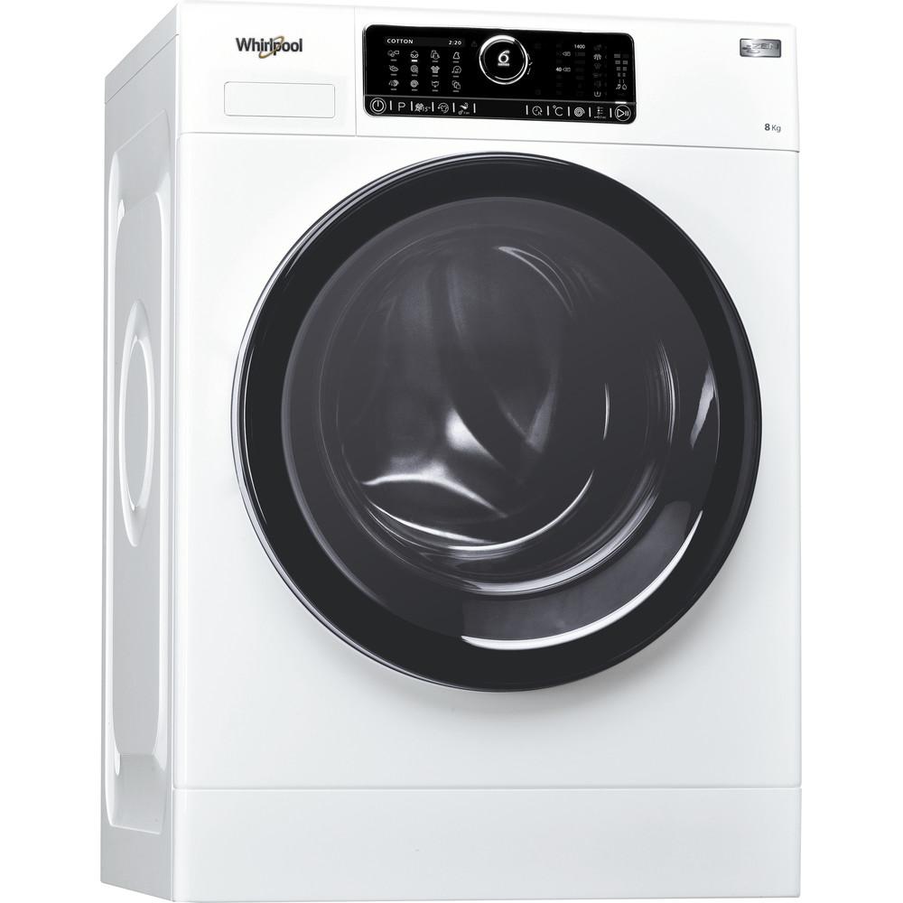 Whirlpool frontmatet vaskemaskin: 8 kg - FSCR 80434