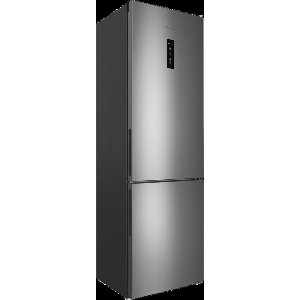 Indesit Холодильник с морозильной камерой Отдельностоящий ITR 5200 S Серебристый 2 doors Perspective