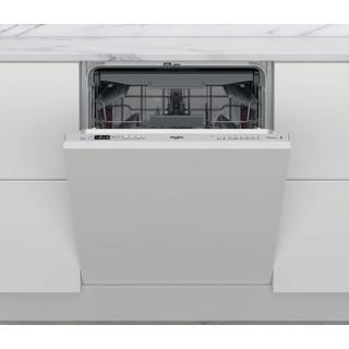 Whirlpool Trauku mazgājamā mašīna Iebūvējams WIC 3C33 PFE Full-integrated D Frontal