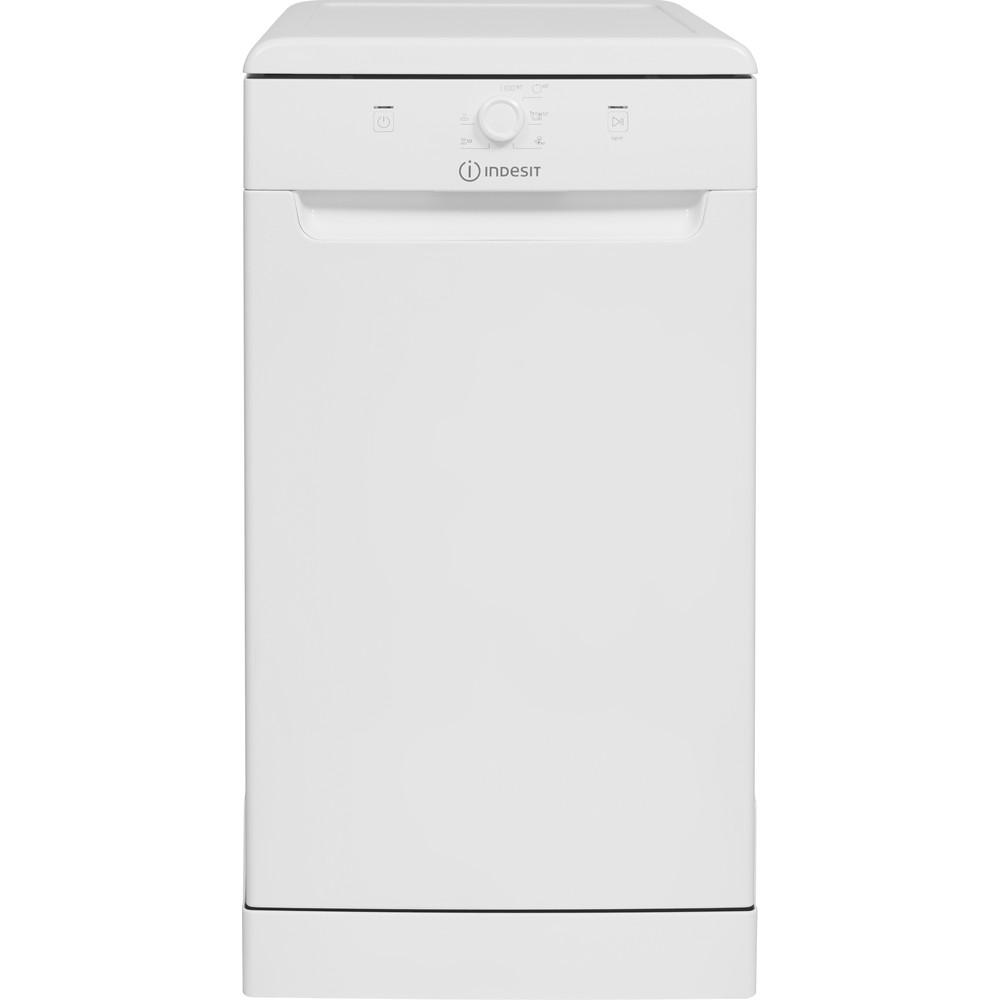 Indesit Посудомоечная машина Отдельно стоящий DSFE 1B10 Отдельно стоящий A+ Frontal