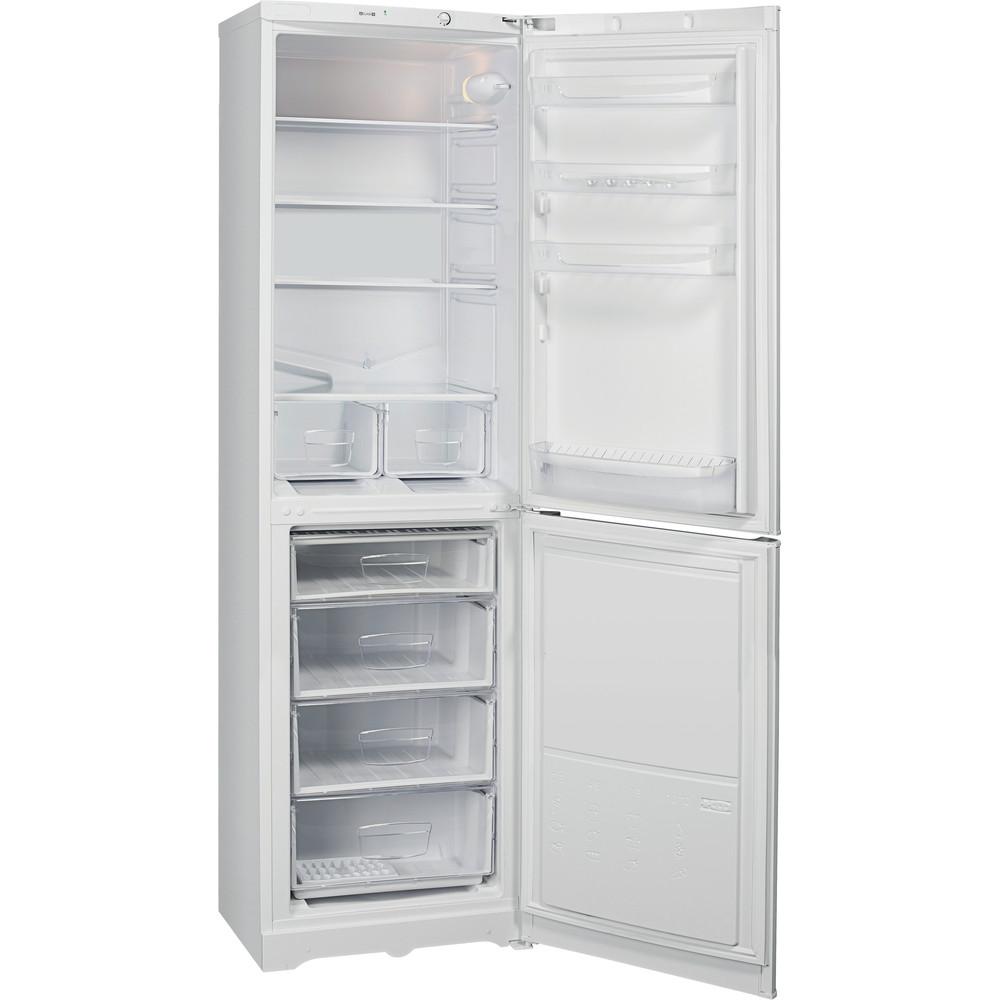 Indesit Холодильник з нижньою морозильною камерою. Соло IBS 20 AA (UA) Білий 2 двері Perspective open