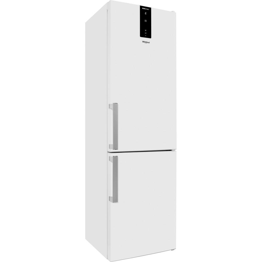 Réfrigérateur combiné W7 921O W H Whirlpool - 60cm