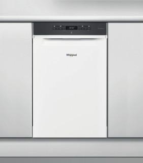 Whirlpool astianpesukone: Valkoinen, Slimline - WSUO 3O23 PF