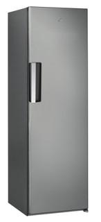 Vapaasti sijoitettava Whirlpool jääkaappi: Ruostumaton - SW8 AM2C XRL