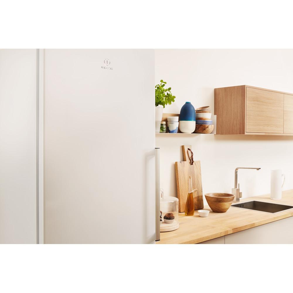 Indesit Freezer Free-standing UI8 F1C W UK 1 Global white Lifestyle detail