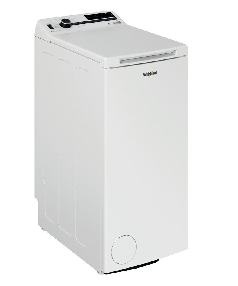 Whirlpool Washing machine Samostojeća TDLRB 65242BS EU/N Bela Gorenje punjenje A+++ Perspective