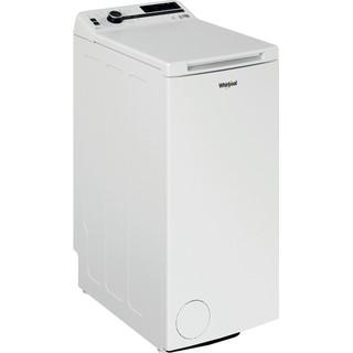 Whirlpool toppmatet vaskemaskin: 6,5 kg - TDLRB 65242BS EU/N