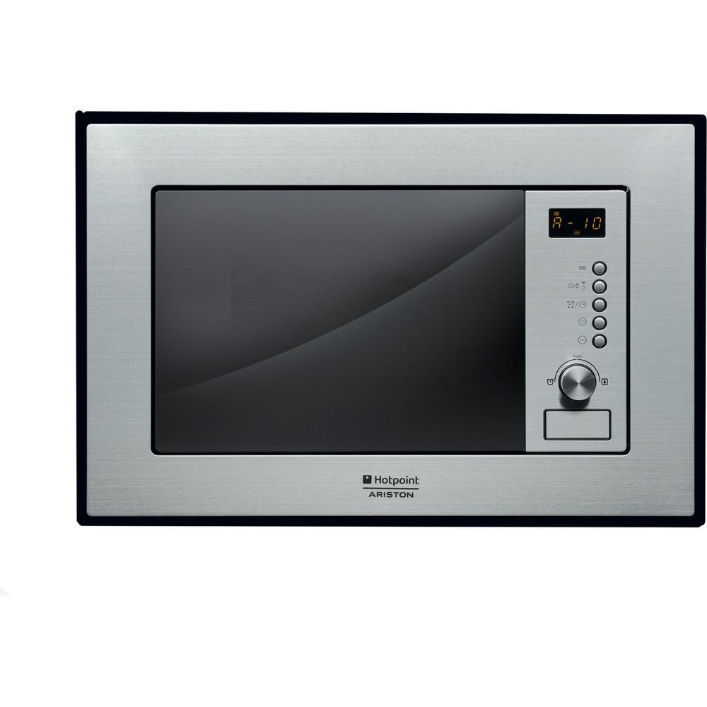 Hotpoint_Ariston Microonde Da incasso MWA 121.1 X/HA Inox Elettronico 20 Solo microonde 800 Frontal