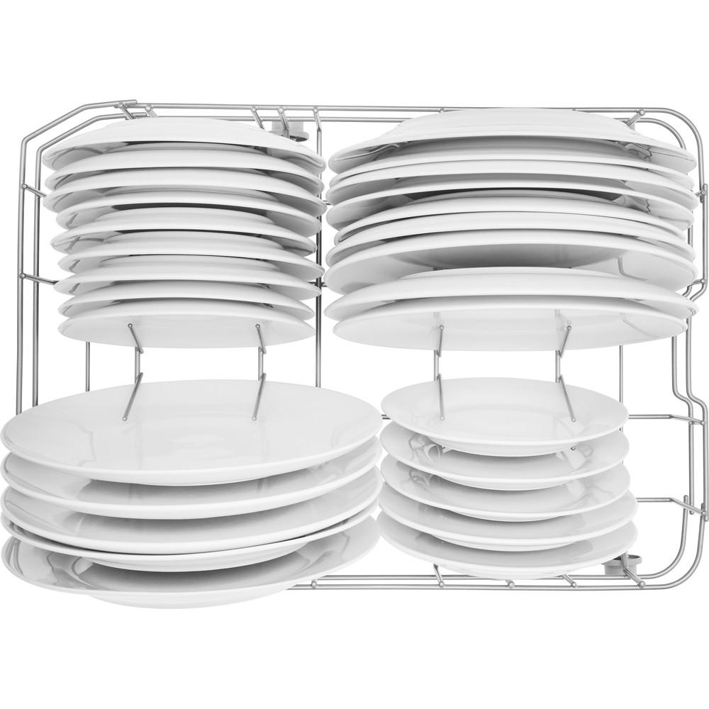 Indesit Посудомоечная машина Встраиваемый DSIE 2B10 Full-integrated A Rack