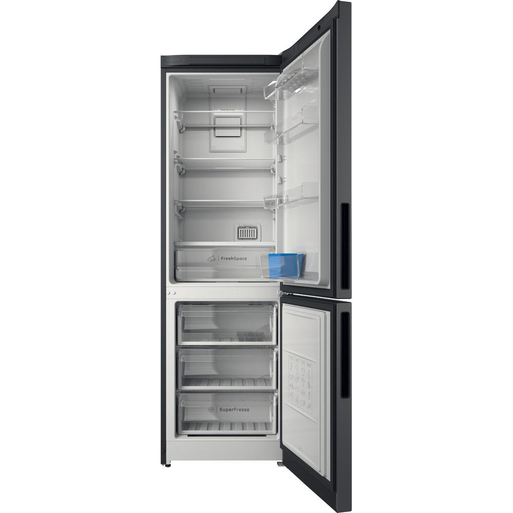 Indesit Холодильник с морозильной камерой Отдельностоящий ITR 5180 S Серебристый 2 doors Frontal open