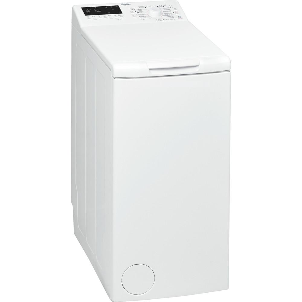 Whirlpool toppmatad tvättmaskin: 6.5 kg - AWE 9880